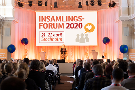 Insamlingsforum 21-22 april 2020